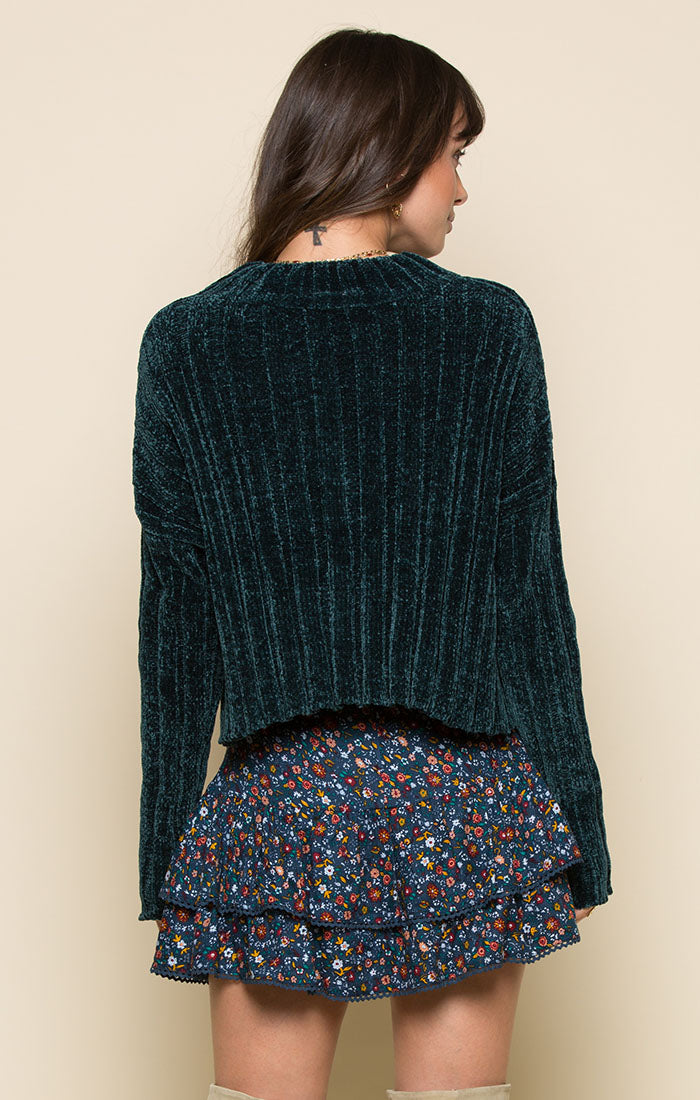 GRETCHEN PULLOVER SWEATER