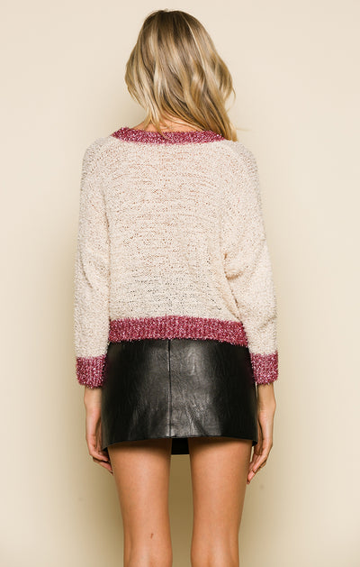 Cindy Pullover Sweater