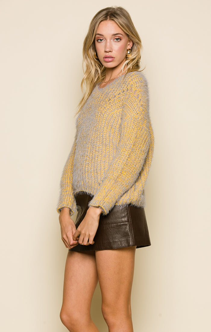 MARLEY PULLOVER SWEATER