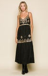 Nuria Sleeveless Maxi Dress