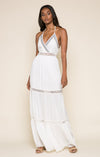Imani Halter Maxi Dress