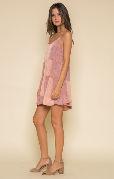Rustic Romance Short Dress