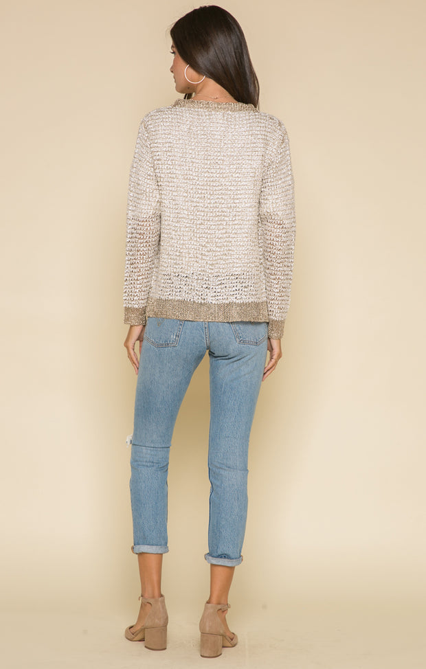 Veda Open Front Sweater