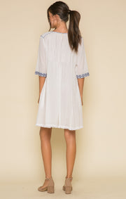 Fenia Button Down Dress