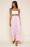 Candy Stripes Split Pant