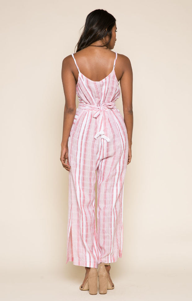 Candy Stripes Jumpsuit