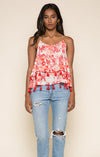 Late Bloom Tassel Tank