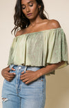 Rustic Romance Crop Top