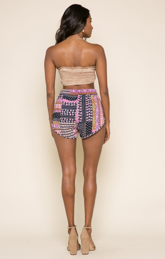 Gigi Drawstring Shorts