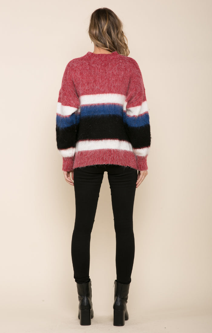 Braelyn Pulllover Sweater