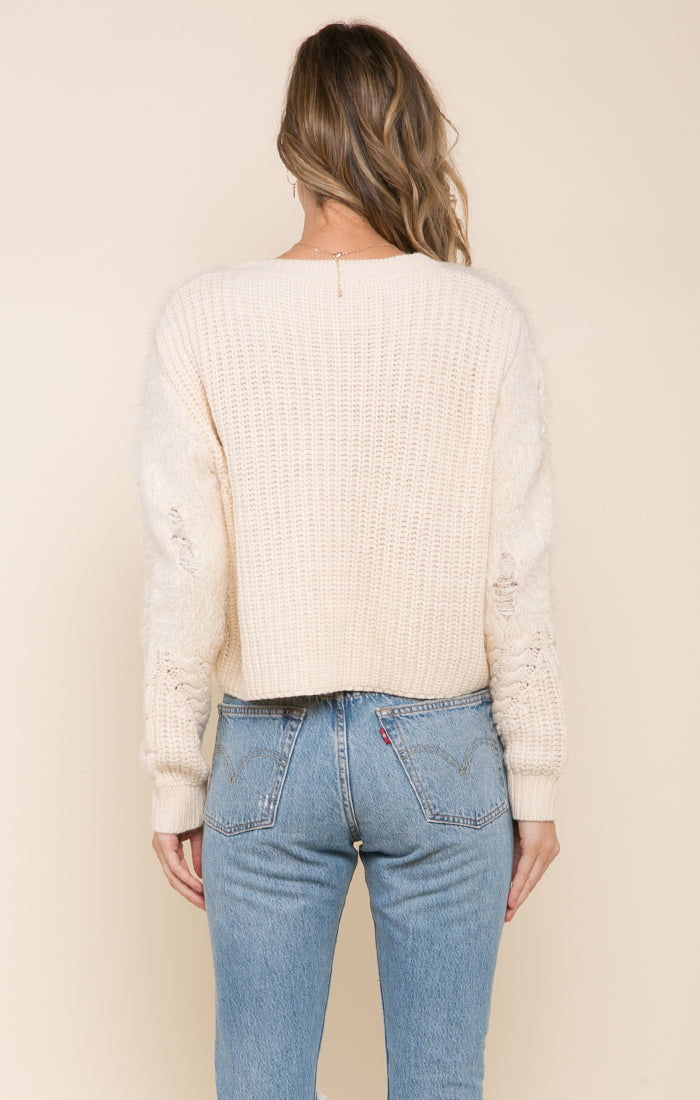 Hunter Pullover Sweater