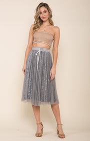 VELVET BREEZE SKIRT