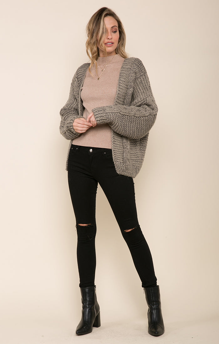 Sage Meadows Cardigan Sweater