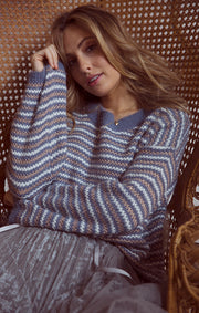 Beach Club Pullover Sweater