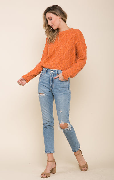 Clementine Pullover Sweater