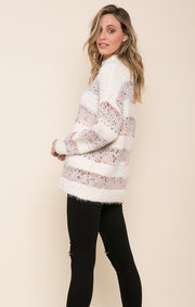 Macy Mock Neck Sweater