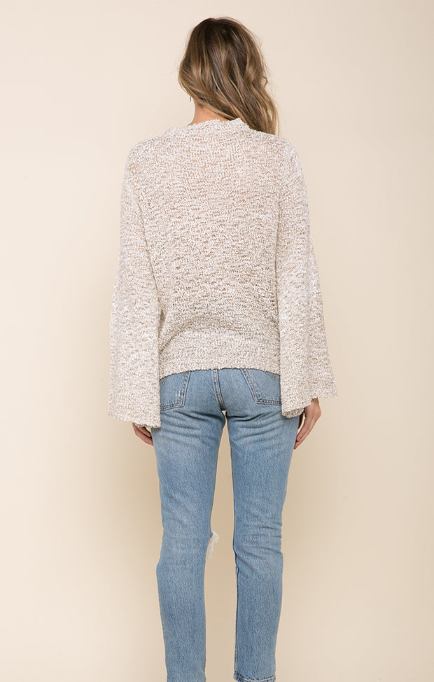 Bailey Bell Sleeve Sweater