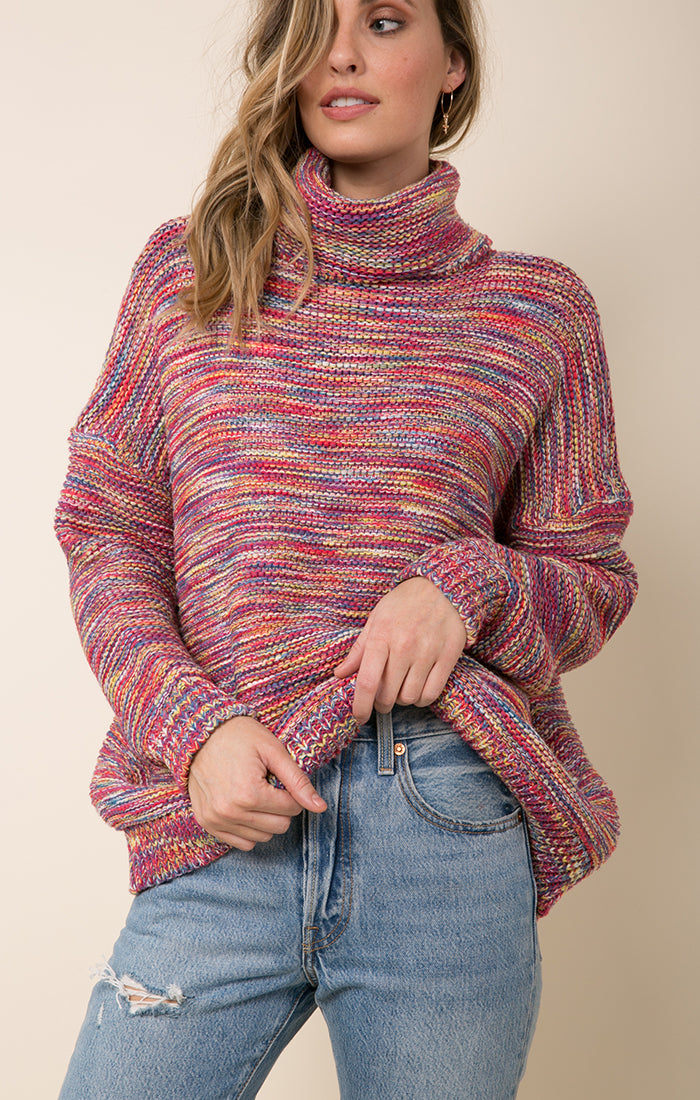 Tori Turtleneck Sweater