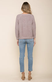 Helena Hi-Low Sweater