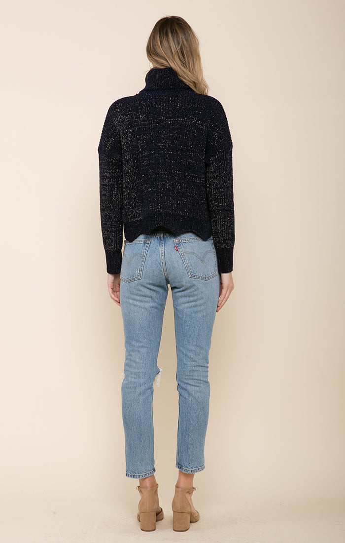 For Infinity Turtleneck Sweater