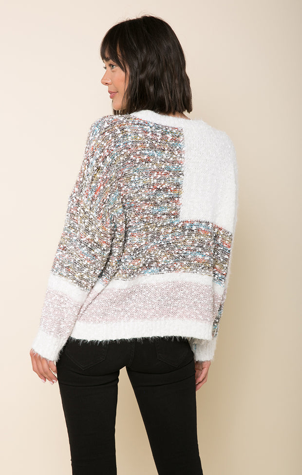 LANDRY PULLOVER SWEATER