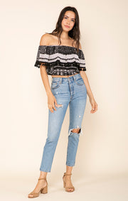 Paulina Off Shoulder Top