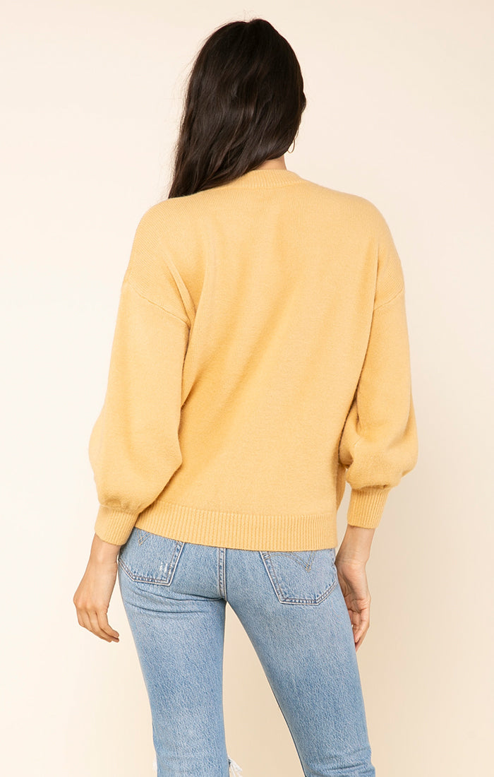 SUTTON PULLOVER SWEATER