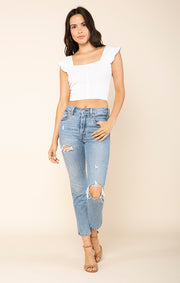 Kensley Crop Top