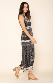Paulina Sleeveless Maxi Dress