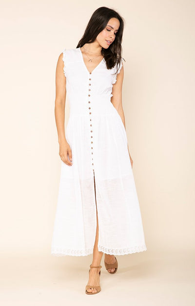 Daniella Button Down Maxi