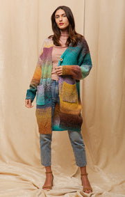 MASON LONG CARDIGAN SWEATER