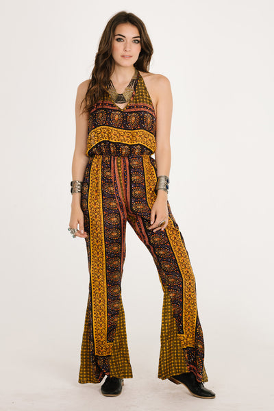 ON THE HORIZON JUMPSUIT