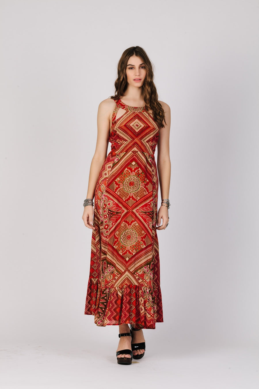 Copper Creek Maxi Dress