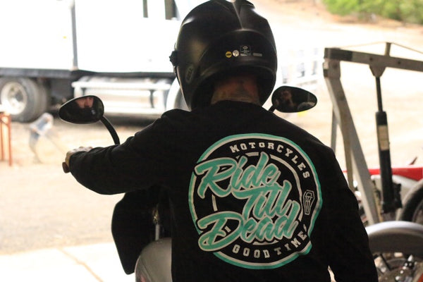 Goodtimes 2.0 L/S - Black/Teal