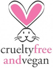 cruelty free & vegan icon