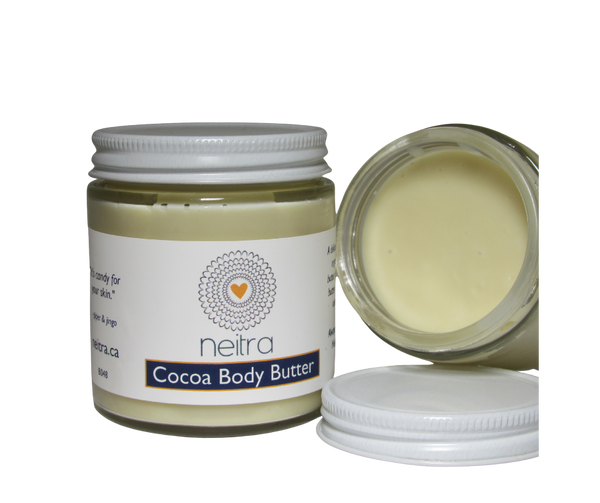 Cocoa Body Butter #neitracocoabutter