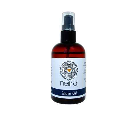 Shaving Oil #neitrashaveoil
