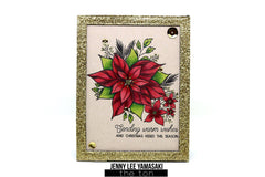 Holiday Love Poinsettia