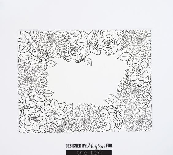 Simple Florals The Ton