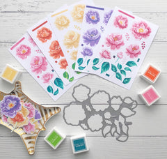 Peony Memories Cardmaking - SOLD OUT - Shipping 6/2 - Please Read