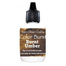 Color Burst - Burnt Umber