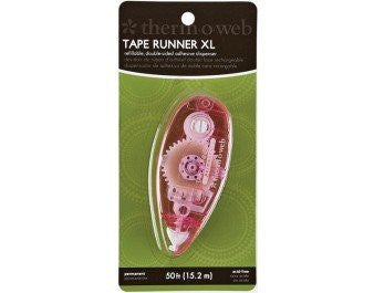 Thermoweb Memory Tape Runner XL Permanent