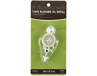 Thermoweb Memory Tape Runner XL Refill