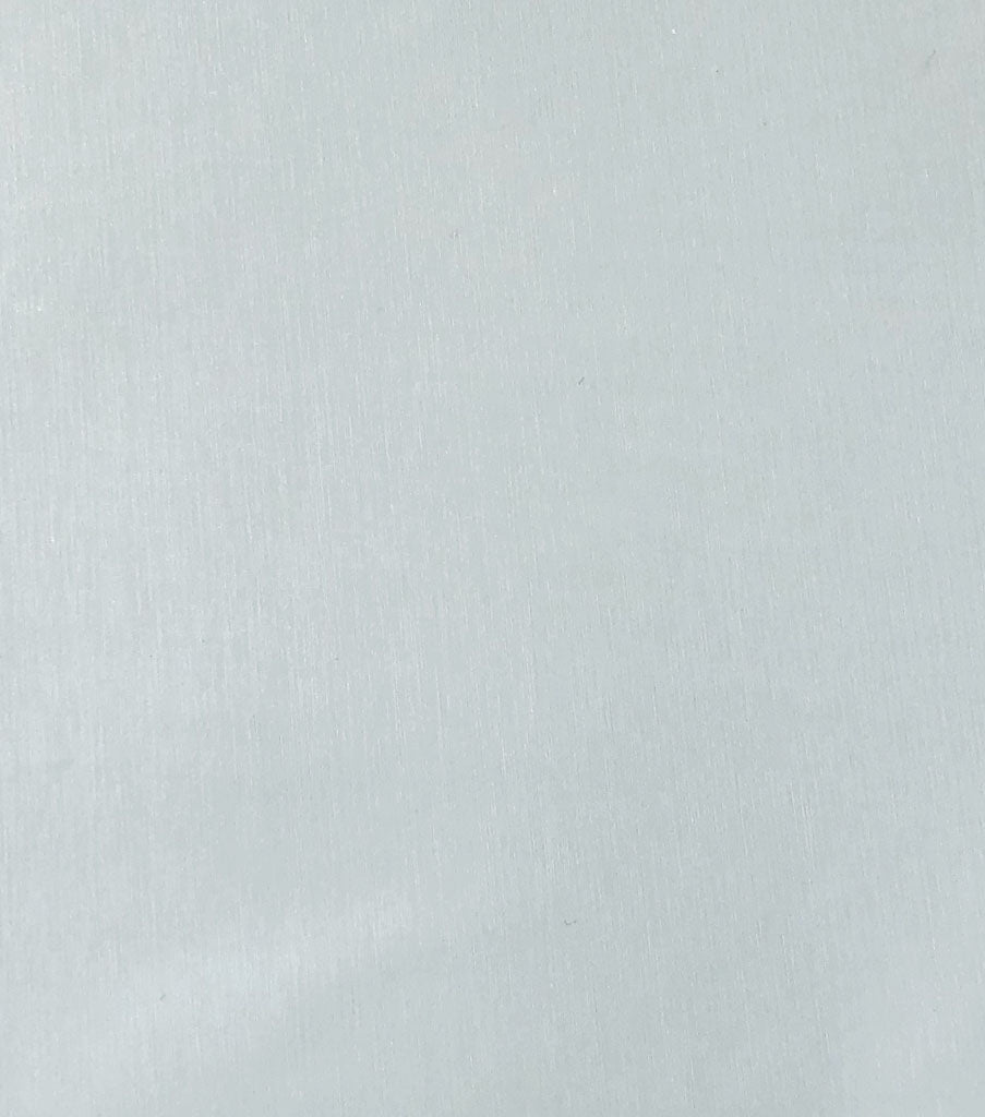 Adhesive Ribbed Glitter Paper - White