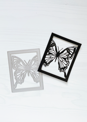 Swallowtail Butterfly Coverplate Die