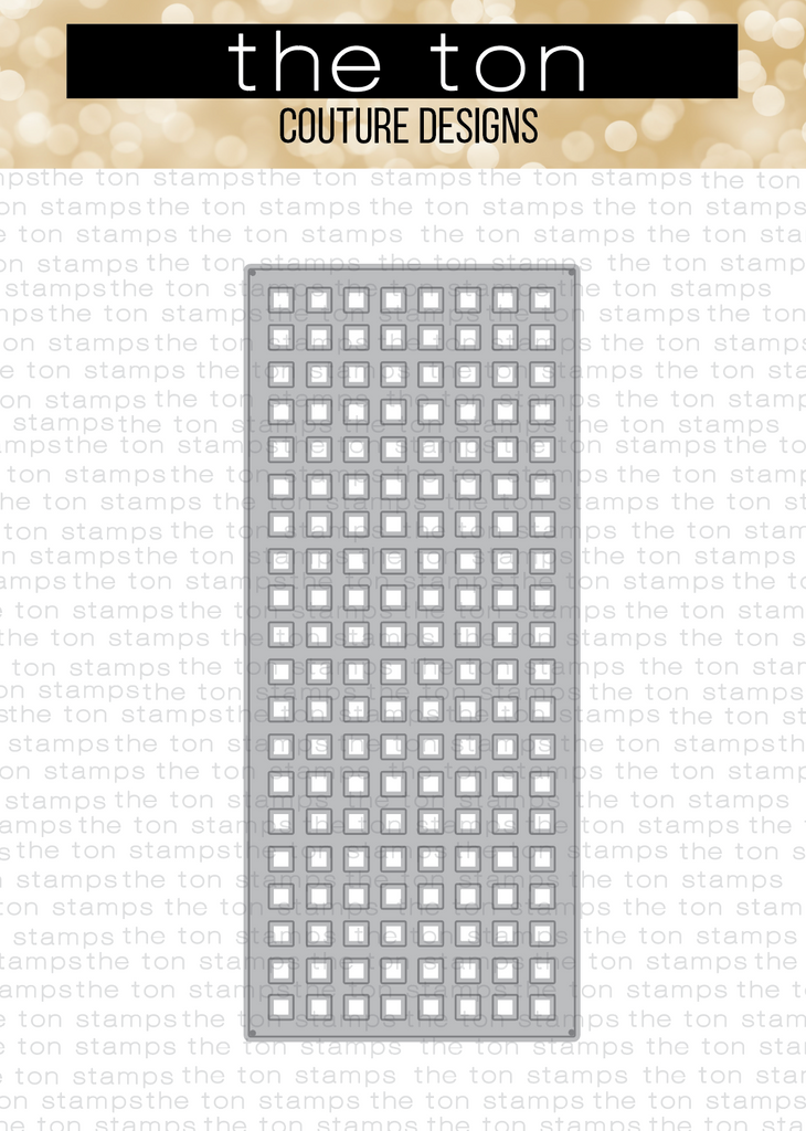 SLIMLINE - Grid Coverplate Die
