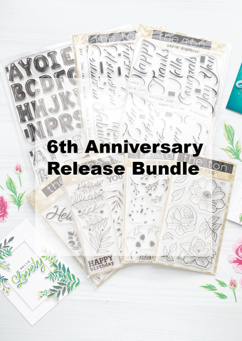 6th Anniversary Release Bundle