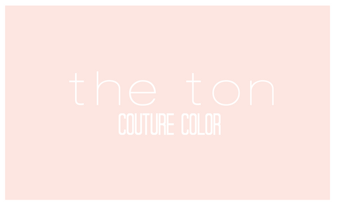 Couture Color - Whisper Pink Dye