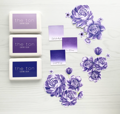 Couture Color - Iris Blooms Dye