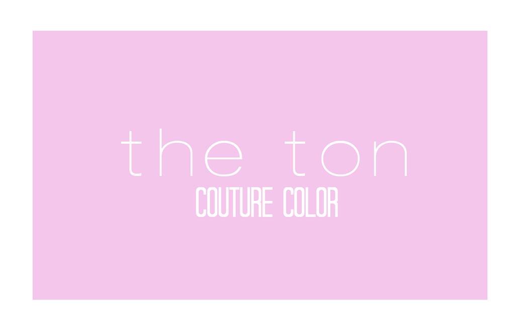 Couture Color - Soft Orchid Dye